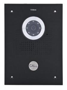Panel bramowy wideodomofonu S551-B podtynkowy czarny