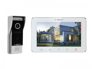 Wideodomofon IP WiFI z podglądem na smartfonie VIDI-MVDP-7S-W