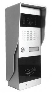 Panel bramowy wideodomofonu S50A z czytnikiem breloków