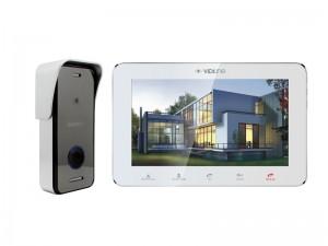 Wideodomofon IP WiFI z podglądem na telefonie VIDI-MVDP-7P-W