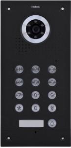 Panel bramowy wideodomofonu S561D-B z szyfratorem czarny