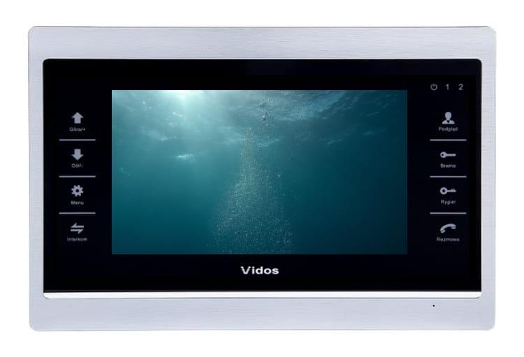 Monitor wideodomofonu Vidos